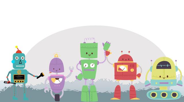 第三课:拔河机器人