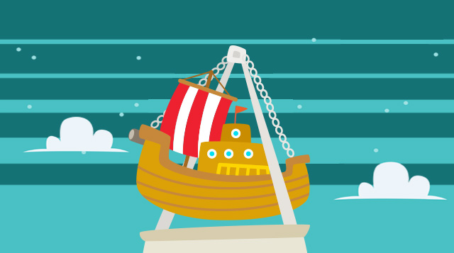 第六课:海盗船